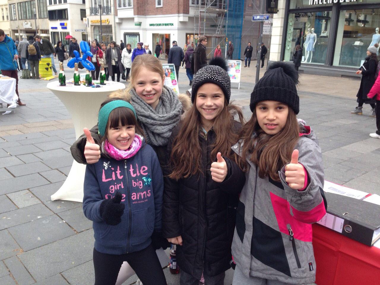 2015 Rettet die Henkell Eisbahn – Unterschriften sammeln